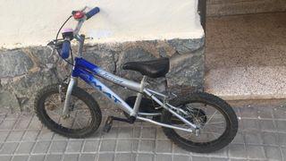 Bicicleta Amat infantil