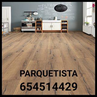 Instalación de Parquet 654514429