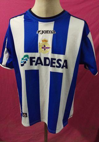 087dbe4d97 Camisetas talla L fútbol de segunda mano en Zaragoza en WALLAPOP