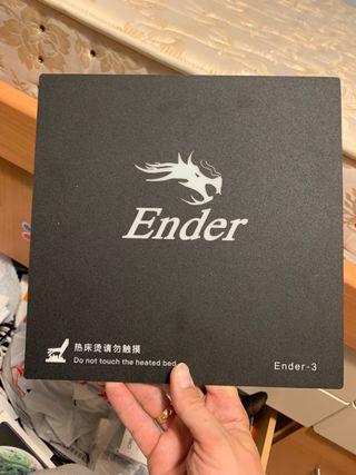 Base cama Ender 3