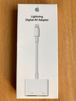 Adaptador Apple Lightning a HDMI