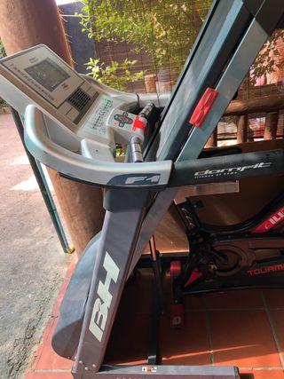 Cinta bh y bicicleta estatica