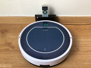 Robot aspirador iLife V7 (aspiradora tipo Roomba)
