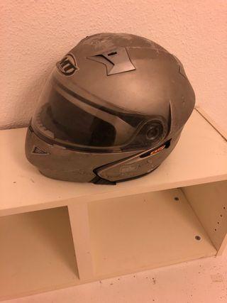 Casco de moto Talla M