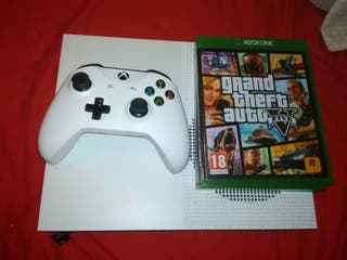 Xbox one en perfecto estado +3 juegos y 500 mb