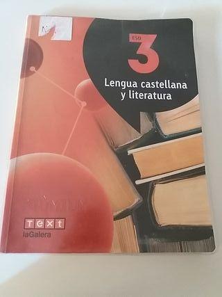 libro de castellano 3.ESO