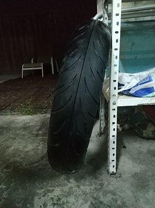 """cubierta de carretera 17"""" moto"""