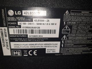 LG LED 42p no smart