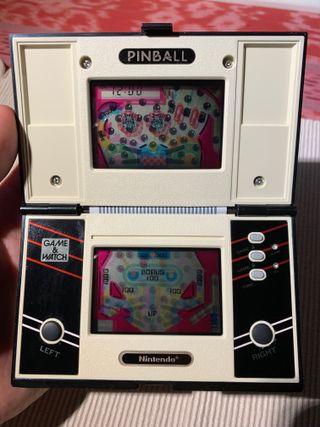 Nintendo Game & Watch PINBALL