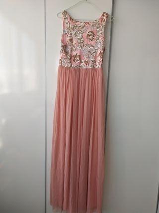 9b28dbd2c Falda de fiesta rosa de segunda mano en la provincia de Valencia en ...