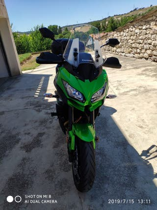 Kawasaki Versy 650cc NUEVA