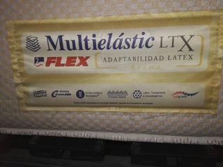 colchón FLEX + somier 190x150