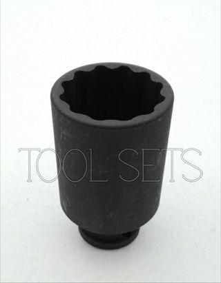 """Vaso de impacto 1/2"""" (34mm)."""