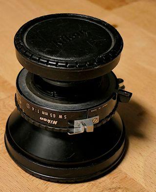 Objetivo Gran Formato NIKON NIKKOR SW 65mm F4