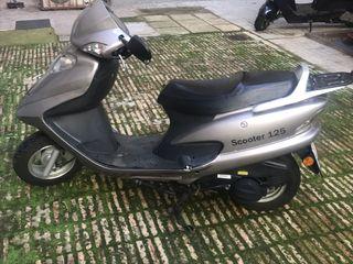 Scooter 125cc - 4 tiempos