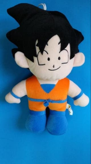 Peluche Goku (Dragon Ball) 30cm