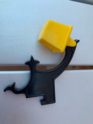 Playmobil farol y soporte steck