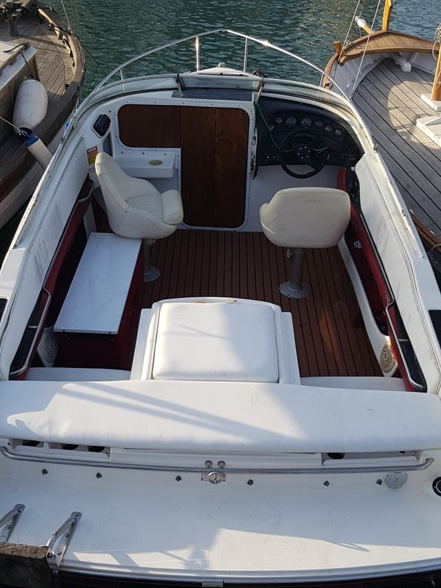 barco wellcraft 6mtrs.