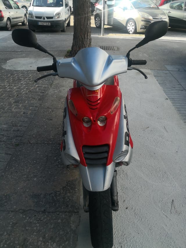 Yamaha Honda beta
