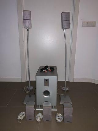 Amplificador / Subwoofer MX ONDA