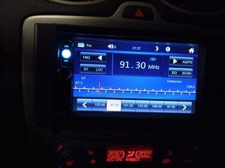 radio de coche 2 DIN Car Stereo de 7 Pulgadas HD P