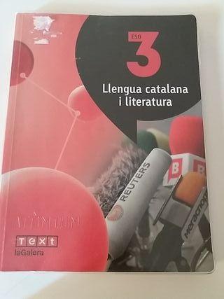 libro de catalán 3.ESO.