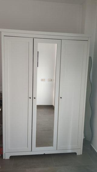 Armario Aspelund con espejo Ikea