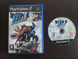 Sly 3 play2