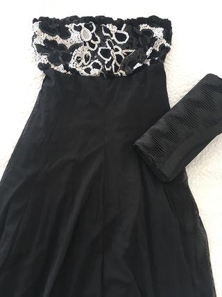 Vestido negro +Complementos