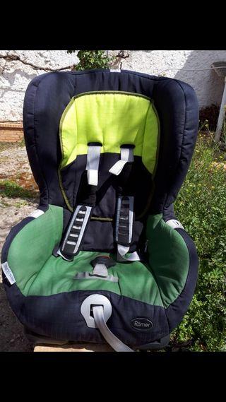 Silla de seguridad de niñ@s para coche