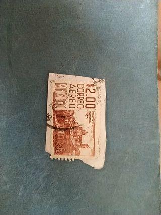 sello antiguo México