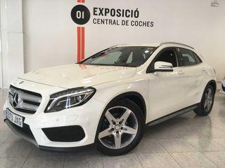 Mercedes GLA 200d AMG Line 7G-DCT /Navi/Cuero Mixto/Bixenon...