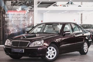 Mercedes-Benz Clase S S 350 4MATIC
