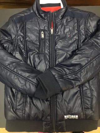 Abrigo invierno reversible de Tommy Hilfiger