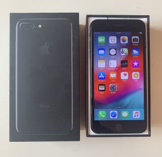 IPHONE 7 PLUS 256GB JET BLACK
