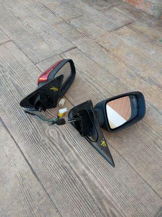 Espejos retrovisores Citroen Zx