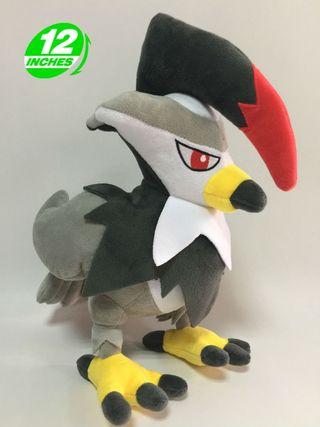 Peluche Staraptor Gigante 30cm Pokemon cartas tcg