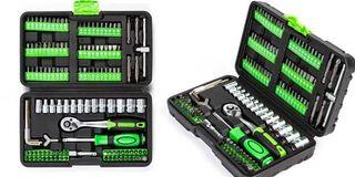 Maletin 130 herramientas