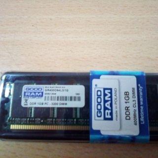 Memoria 1 GB a 400