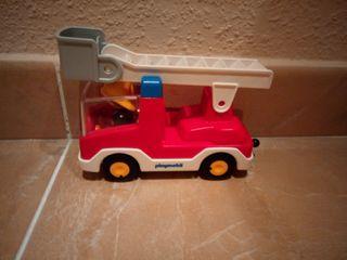 Bombero Playmobil