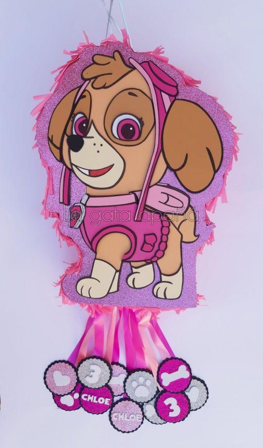 Piñata Skye Patrulla canina