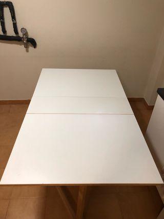 Mesa abatible cocina de segunda mano en WALLAPOP