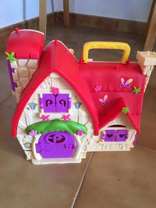 Casa de cuentos de pin y pon