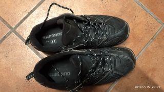 Zapatillas calas Shimano MT32 talla 41