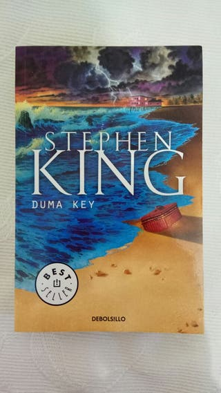 Libro Duma Key de Stephen King