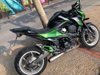 Kawasaki z800 e limitada A2 2016