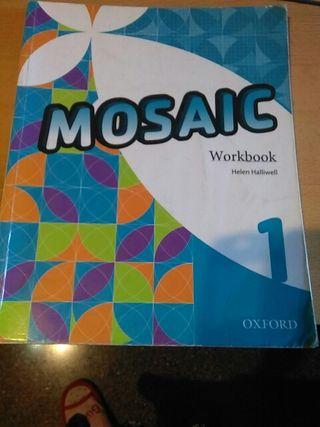 Libro de inglés 1 ESO
