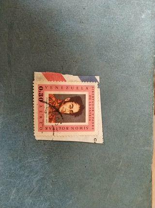 sello antiguo Venezuela