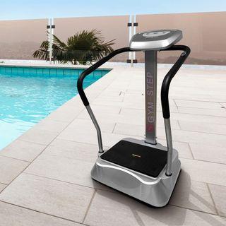Plataforma oscilo Vibratoria fitnes ejercicio Step
