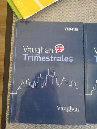 libros inglés Vaughan